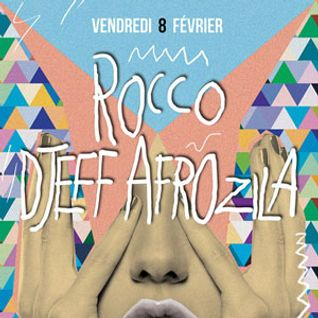 Rocco @ The Djoon Experience, Djoon, Friday February 8th, 2013