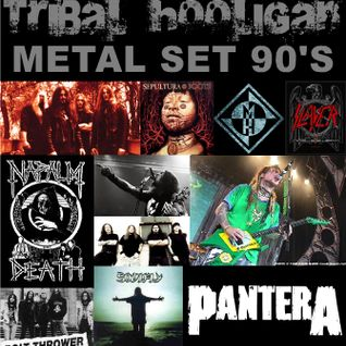 Tribal Hooligan - Metal Set 90's