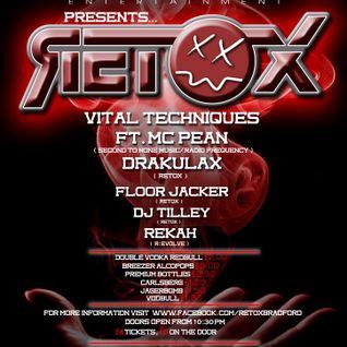 Floor Jacker Retox Dubstep - Drum and Bass Promo Mix October 2012