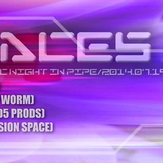 20140719SPACES 03@PIPE PROGRESSIVE PSYCHEDELIC TRANCE MIXED BY DJ MAGGIE
