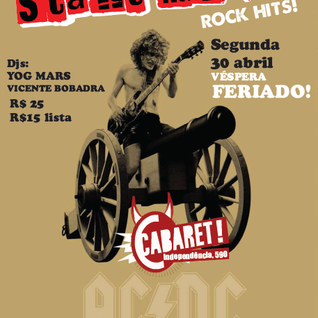 START ME UP - For Those About To Rock! (abril 2012)