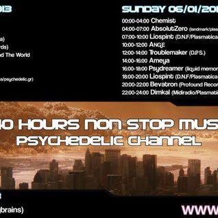 DJ Lefty@MidiRadio – 05 Jan 2013