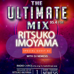 Nemesis - The Ultimate Mix Radio Show (032) 01/09/2015 (Guest Ritsuko Imoyama)