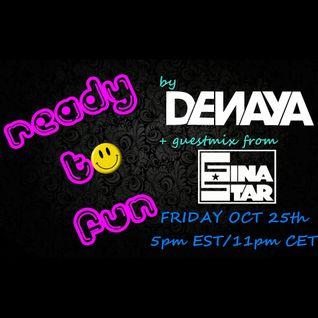 DENAYA - READY TO FUN #011 (Gina Star Guestmix)