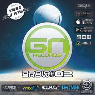 3T - GREEN NIGHTS RECORDS - RADIO SHOW 02 (mixed by Virax Aka Viperab)