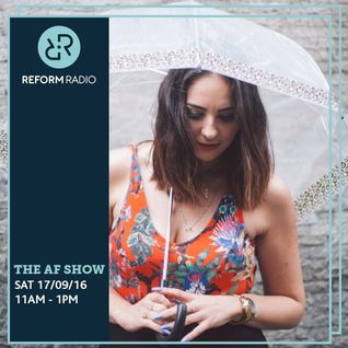 The AF Show 17th September 2016