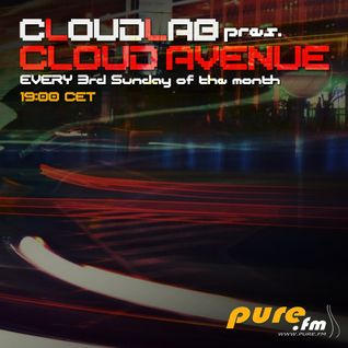 CloudLab - Cloud Avenue 001 incl. Greenage Guestmix [Jul 20 2014] on Pure.FM