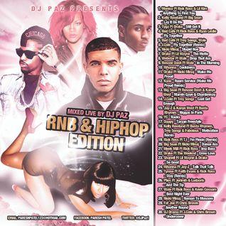 DJ PAZ (R&B & HIP HOP) VOL.1