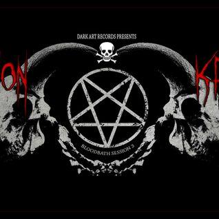 Dj Krank VS Daemon - Bloodbath Session Part.3 2014