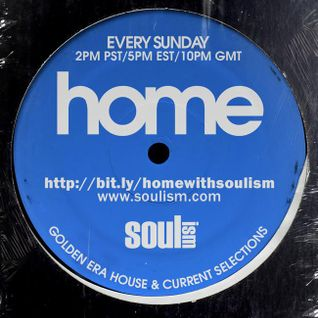 "Kelvin K - ""Home"" with Soulism - Broadcast 13_06_15"