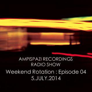 Mik Santoro @ TEMPO RADIO||Episode 04|| Ampispazi Radio Show