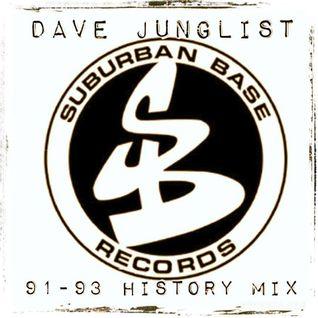 Suburban Base 1991-93 History Mix