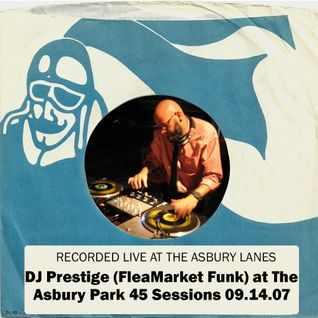 FleaMarket Funk LIVE @ The Asbury Park 45 Sessions 09.14.07