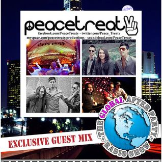 The Global After Party Radio Show on Manchester Global Radio(4-23-2011) HR 2 with PeaceTreaty