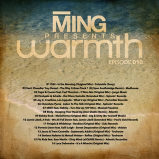 MING Presents Warmth 010