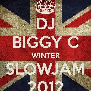 DJ Biggy C Winter SlowJams 2012