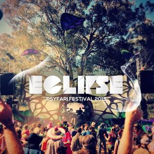Ecl1pse @ Psyfari Festival 2015