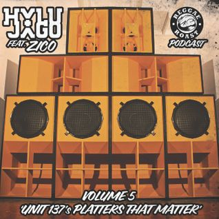 RR Podcast Volume 5: Hylu & Jago (Feat. Zico) - Unit 137's Platters That Matter