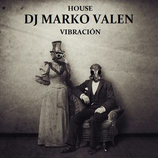 DJ MARKO VALEN - HOUSE - VIBRACIÓN - BACK TO BACK RADIO