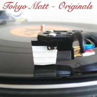 Tokyo Matt's - DJ History Mix Club - Originals - Sept 2013
