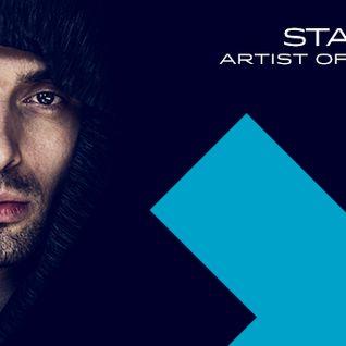 Stas Drive - Artist Of The Week on friskyRadio [November 2015]