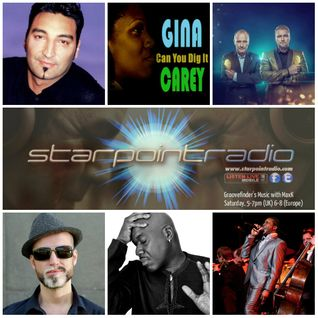 Groovefinder's Music on Starpoint Radio #2, 28th November