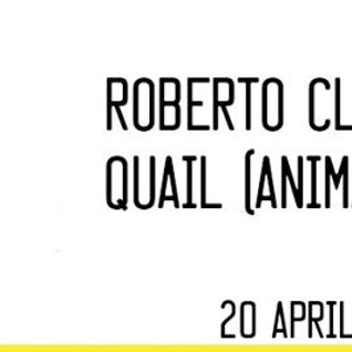 SomaTV #6: Quail & Roberto Clementi [20-04-2014]