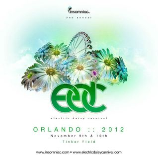 EDC Orlando Set (Reconstruction)