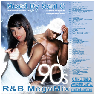 90s R&B MegaMix
