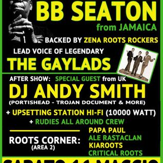 Aftershow BB Seaton con UpsettingStationHiFi & DJ AndySmith Special Guest RudiesAllAround @ TDN (GE)