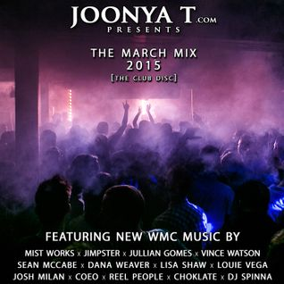 THE MARCH MIX 2015 [CLUB DISC]