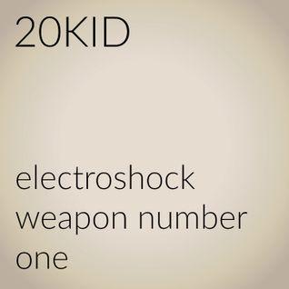 20KID - electroshock weapon number one