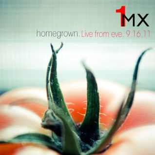 1mx Podcast .001 (Live from EVE: Home Grown 9/16/11)