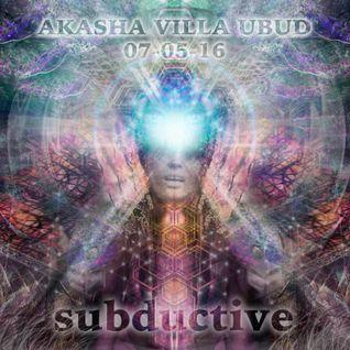 Akasha Ecstatic Saturday Ubud 07/05/16