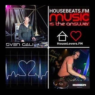 Sven Gali ft Ton Krijgman - journey of House 003