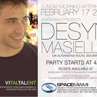 Behrouz, Desyn Masiello & Erick Morillo - Live @ Private Party, Miami, Florida (17.02.2008)