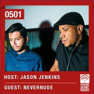 Hypersonic 501 2016-01-15 w/ NeverNude & Jason Jenkins