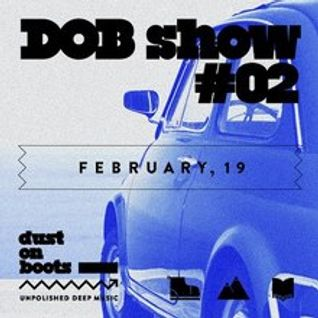 Miami Ice presents Dust on Boots Radioshow @ Proton Radio 2012-02-19