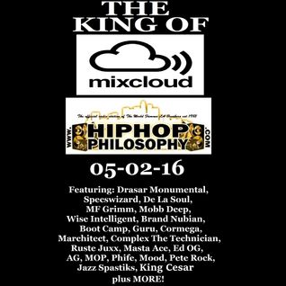 HipHopPhilosophy.com Radio - LIVE - 05-02-16