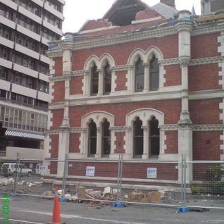 Christchurch Earth Quake Anniversary Mix