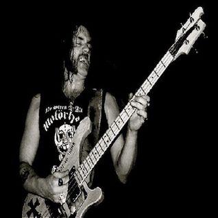 Volksradio Moos year 23 part 15: 2h Lemmy Klimister Motörhead