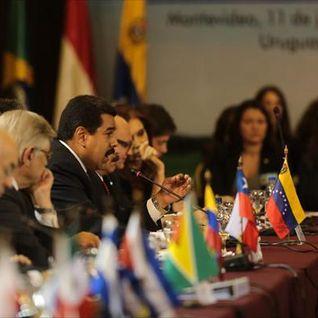 Andrés Serbin, presidente ejecutivo de Cries -cumbre Mercosur- (31/07/14)