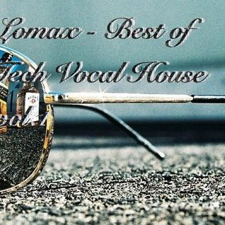 Kevin Lomax - Best of Vocal Deep Tech House vol.1