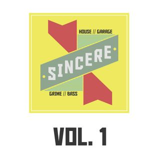 Sincere Vol. 1 (2015 Re-release - Mixed By DJ Grimzy  - 2011)