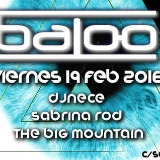 DJ.Nece@Baloo Feb.19, 2016