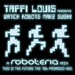 Watch Robots Make Sushi
