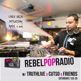 Rebel Pop Radio Guest Set April 2016