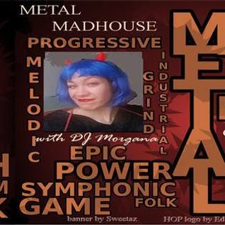 Dj Morgana presents: New Treatments @the Metal Madhouse!