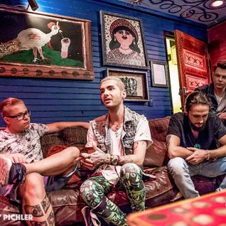 Sound & Silence Interview with Tokio Hotel at House of Blues Chicago by Paulina Pachel