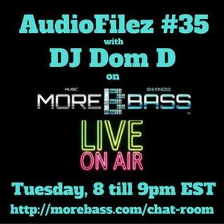 MoreBass 9-27-16 AudioFilez #35